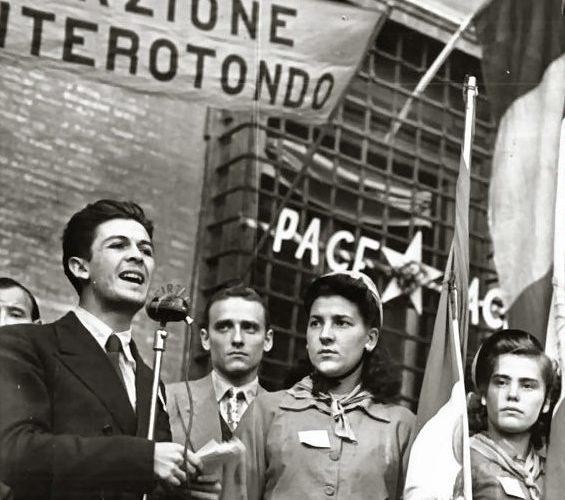 Il giovane Berlinguer (1943-1950).  Tra antifascismo e ricostruzione democratica