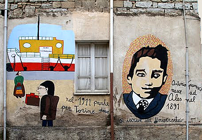 Gramsci, il piccolo diavolo dell'ideologia in Brasile.