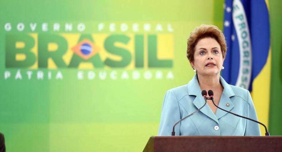 """Brésil: """"il y a tous les jours des manifestations contre le nouveau gouvernement de droite"""""""